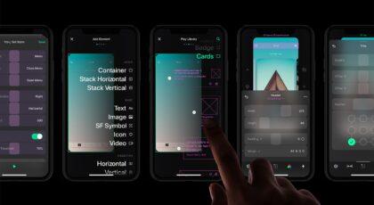 دیزاین برای موبایل، روی موبایل!